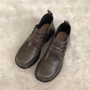 Dansko MacKenzie Leather Ankle Boots Size 11